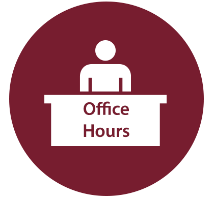 Reception Hours